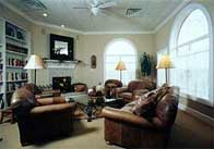 Photo of our Comfortable Library, guest Lounge